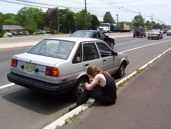 Auto hajosi